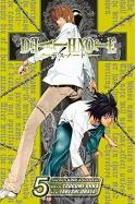 Death Note, Vol. 5: Whiteout - Tsugumi Ohba, Takeshi Obata