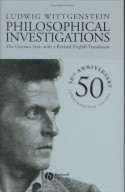 Philosophical Investigations - Ludwig Wittgenstein, G.E.M. Anscombe