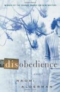 Disobedience - Naomi Alderman
