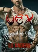 Vex: Mythical Ink Series Book 1 - LS Anders