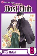 Ouran High School Host Club, Vol. 08 - Bisco Hatori