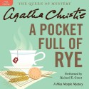 A Pocket Full of Rye (Miss Marple Series, Book 6) (Miss Marple Mysteries (Audio)) - Richard E. Grant, Agatha Christie