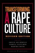 Transforming a Rape Culture - Emilie Buchwald, Emilie Buchwald, Pamela R. Fletcher, Pamela Fletcher