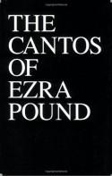 The Cantos - Ezra Pound