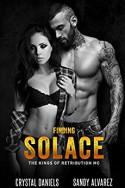 Finding Solace by Crystal Daniels and Sandy Alvarez - Sandy Alvarez