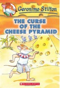 The Curse of the Cheese Pyramid - Elisabetta Dami, Matt Wolf, Larry Keys, Geronimo Stilton