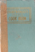 Everywoman's binding of the American woman's cook book - Ruth Berolzheimer