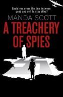 A Treachery of Spies - Manda Scott