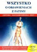 Wszystko o objawieniach z Fatimy - Jacek Molka