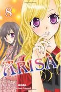 Arisa, Vol. 08 - Natsumi Ando, Andria Cheng
