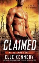 Claimed: An Outlaws Novel (The Outlaws Series) - Elle Kennedy