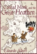 Conrad Monk and the Great Heathen Army - Edoardo Albert