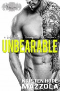 Passion, Vows & Babies: Unbearable: An Unacceptables MC Standalone Romance (Kindle Worlds Novella) - Kristen Hope Mazzola