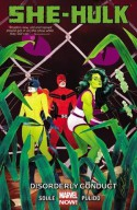 She-Hulk Volume 2: Disorderly Conduct - Charles Soule, Javier Pulido