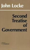 Second Treatise of Government - John Locke, C.B. MacPherson