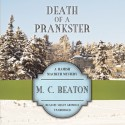 Death of a Prankster - M.C. Beaton, Shaun Grindell
