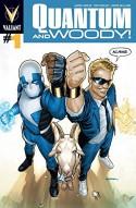 Quantum and Woody (2013- ) #1: Digital Exclusives Edition - James Asmus, Tom Fowler, Jordie Bellaire