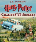 Harry Potter and the Chamber of Secrets: The Illustrated Edition - J.K. Rowling, Jim Kay