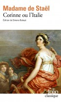 Corinne: ou l'Italie - Anne-Louise-Germaine de Staël
