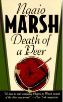 Death of a Peer (Dead Letter Mysteries) - Ngaio Marsh
