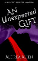 An Unexpected Gift: An Erotic Spellster Novella - Aldrea Alien