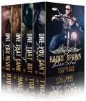 Hades' Spawn MC Complete Series - Lexy Timms