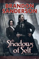 Shadows of Self (Mistborn) - Brandon Sanderson