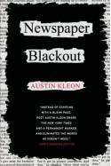 Newspaper Blackout - Austin Kleon