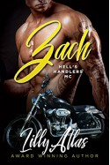 Zach (Hell's Handlers MC Book 1) Lilly Atlas - Lilly Atlas