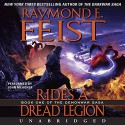 Rides A Dread Legion (The Demonwar Saga, #1) - John Meagher, HarperAudio, Raymond E. Feist