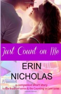 Just Count on Me (Counting On Love) - Erin Nicholas