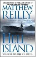 Hell Island - Matthew Reilly, Tyler Jacobson