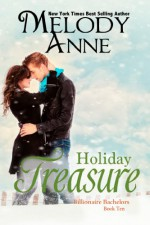 Holiday Treasure (Billionaire Bachelors - Book 10) - Melody Anne