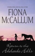 Return to the Adelaide Hills - Fiona McCallum