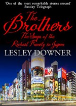 The Brothers: The Tsutsumi Family - Lesley Downer