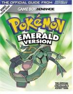 Official Nintendo Pokemon Emerald Player's Guide - Nintendo Power