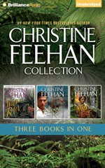 Christine Feehan 3-in-1 Collection: Wild Rain (#2), Burning Wild (#3), Wild Fire (#4) (Leopard Series) - Christine Feehan, Renee Raudman, Jeff Cummings, Phil Gigante