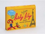 Lately Lily Sunny Yellow Suitcase - Micah Player