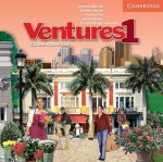 Ventures 1 Class Audio CDs - K. Lynn Savage, Gretchen Bitterlin