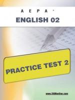 'PA English 02 Practice Test 2 - Sharon Wynne