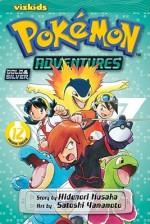 Pokémon Adventures, Vol. 12 - Hidenori Kusaka, Mato