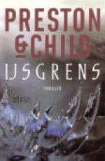 IJsgrens - Douglas Preston, Lincoln Child, Marjolein van Velzen
