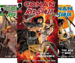 Conan/Red Sonja (Issues) (4 Book Series) - Gail Simone, Jim Zub, Dan Panosian, Rick Ketcham, Randy Green