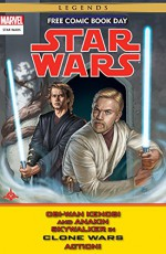 Free Comic Book Day: Star Wars (2005) - Miles Lane, Nicola Scott, Dan Jackson, Michael Sutfin