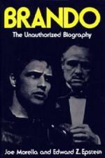 Brando The Unauthorized Biography - Joe Morella, Edward Z. Epstein
