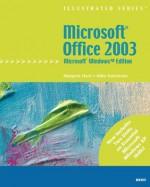 Microsoft Office 2003 - Illustrated Brief Microsoft Windows XP Edition (Illustrated (Thompson Learning)) - Marjorie S. Hunt, Michael Halvorson