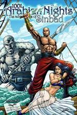 1001 Arabian Nights: The Adventures of Sinbad #0 - Dan Wickline, Gus Vasquez, Garry Henderson, Joe Brusha, Ralph Tedesco