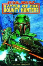 Battle of the Bounty Hunters (Star Wars) - Ryder Windham, Christopher Moeller