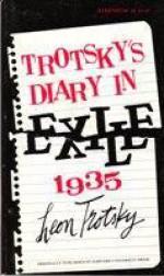 Trotsky's Diary in Exile, 1935 - Leon Trotsky