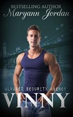 Vinny: Alvarez Security Series - Maryann Jordan, Andrea Michelle, Shannon Brandee Eversoll
